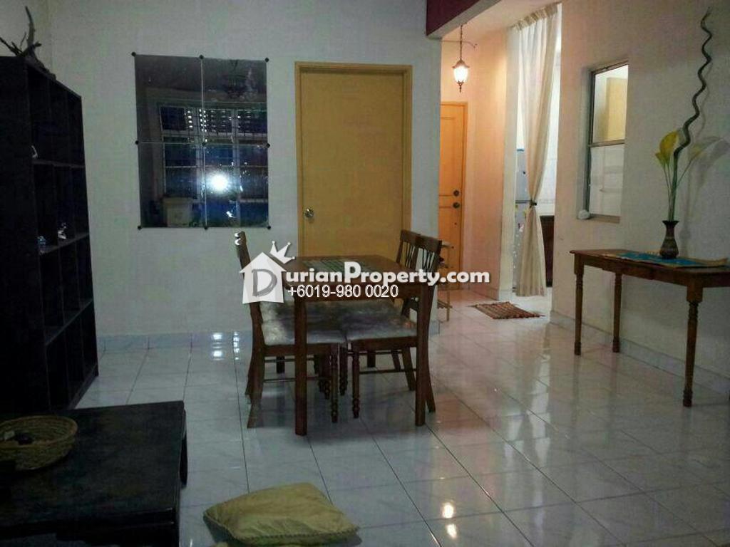 Condo For Rent at Intana Ria, Bandar Baru Bangi