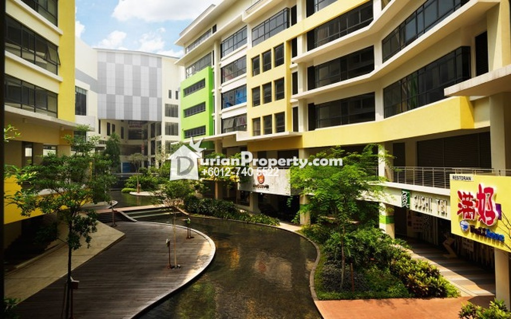 Shop Office For Sale at Setia Walk, Pusat Bandar Puchong