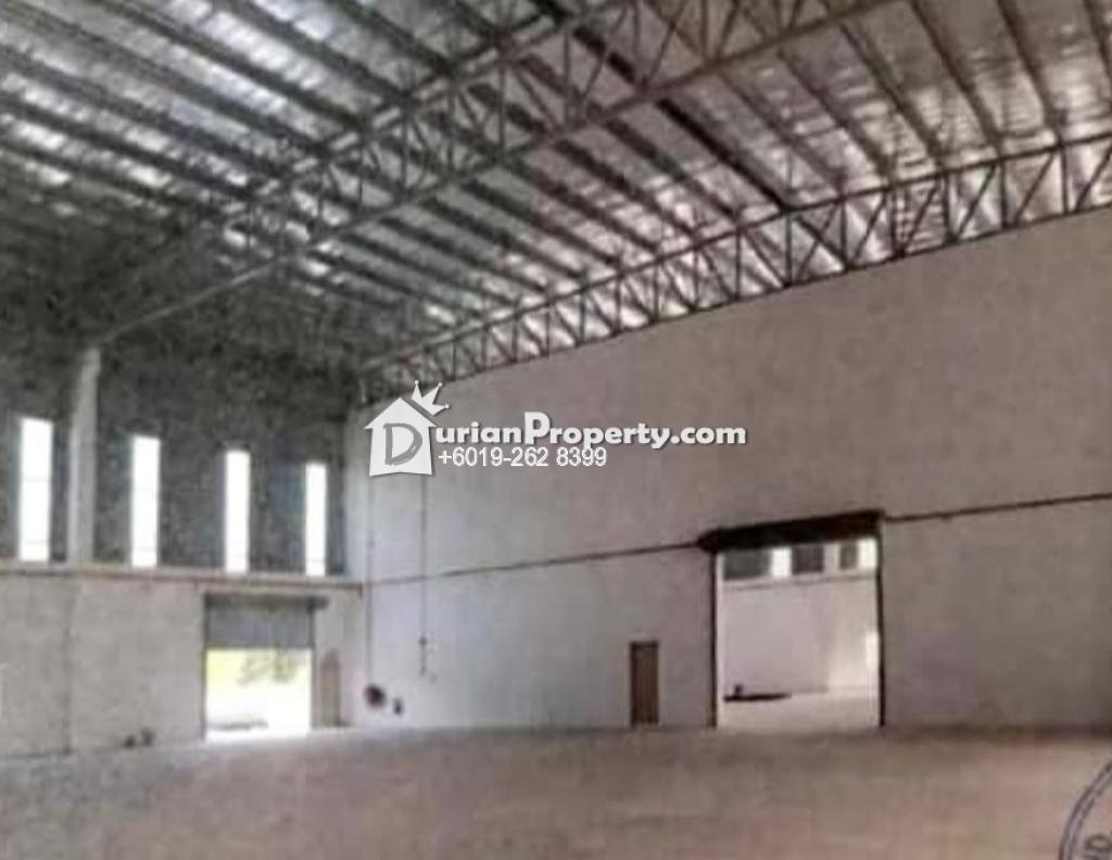 Detached Factory For Sale at Arab Malaysian Industrial Park, Nilai
