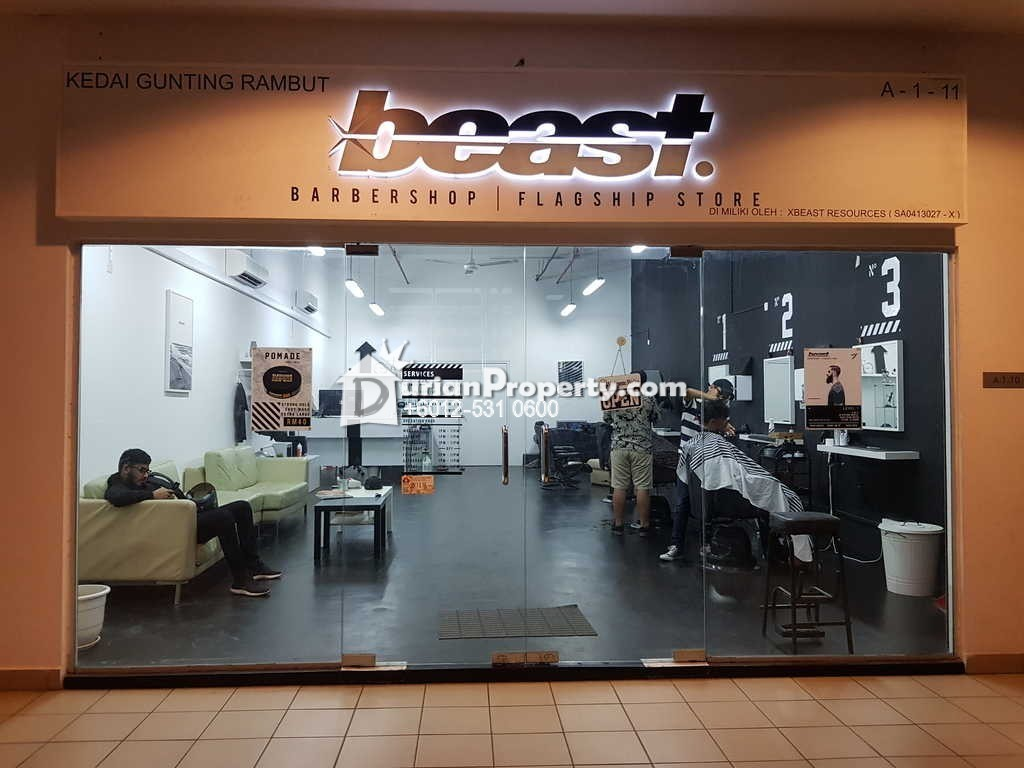 Shop For Sale at De Centrum, Kajang