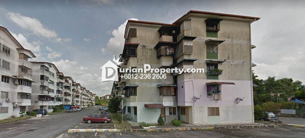 Flat For Sale at Glen Court, Bandar Sungai Long