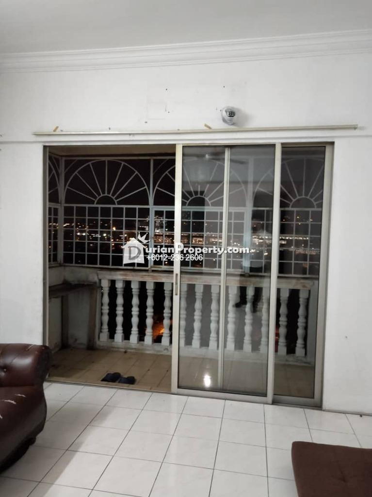 Apartment For Rent at Sri Raya Apartment, Kajang