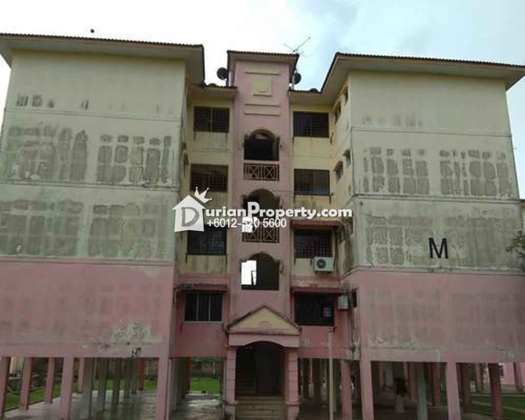 Apartment For Auction at Bandar Baru Kota Puteri, Masai