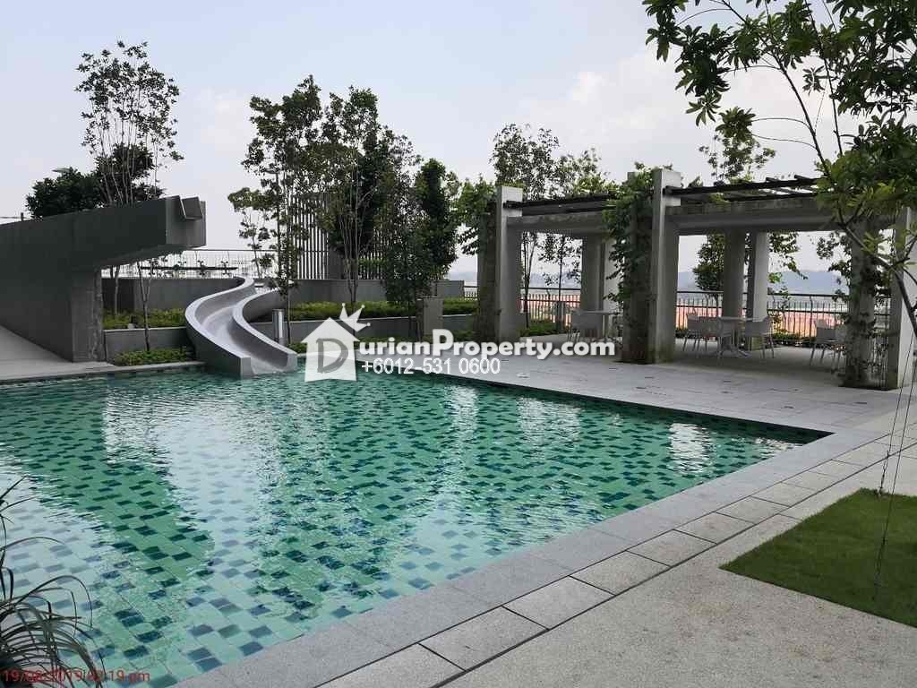 Apartment For Auction at Sfera Residency, Seri Kembangan