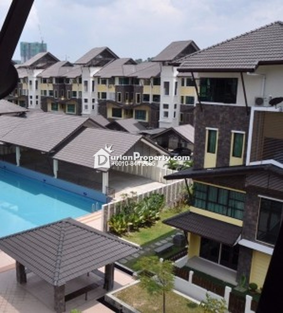 Townhouse Duplex For Sale at Avenue Two, Lake Valley