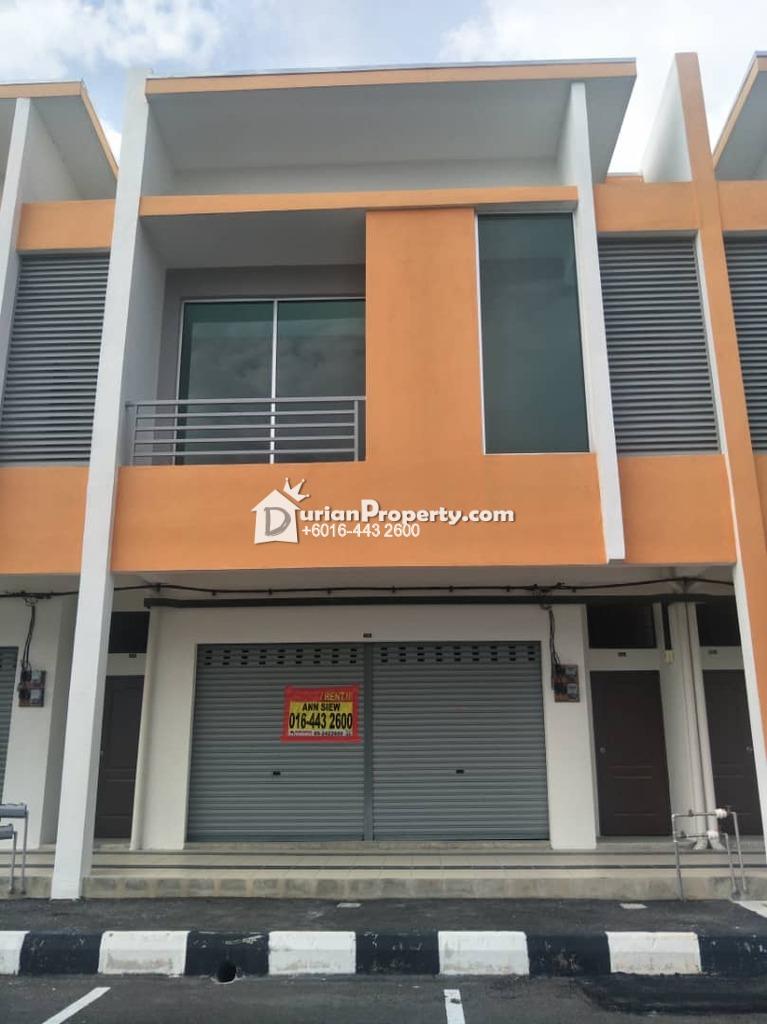 Shop Office For Rent at Taman Pengkalan Pertama, Station 18