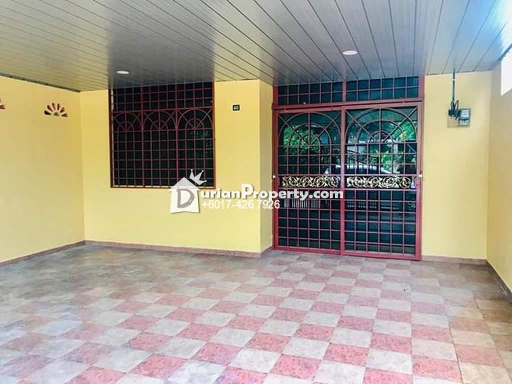 Terrace House For Sale at Taman Lembah Permai, Bedong