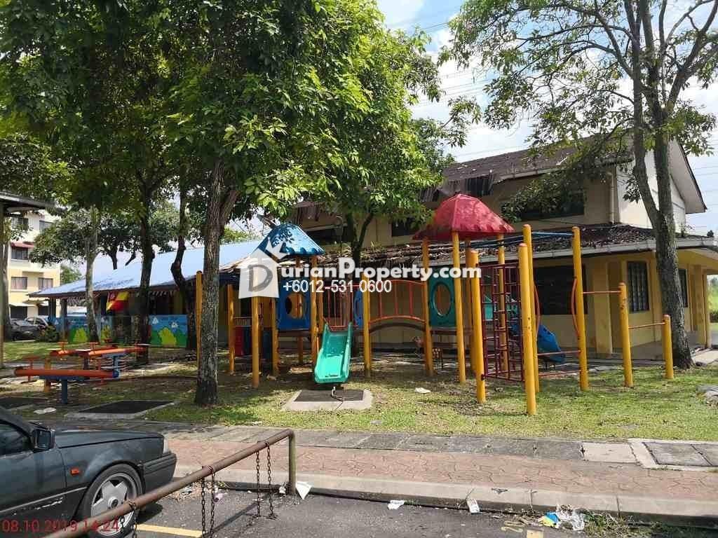 Apartment For Auction at Pangsapuri Seri Era, Desa Latania