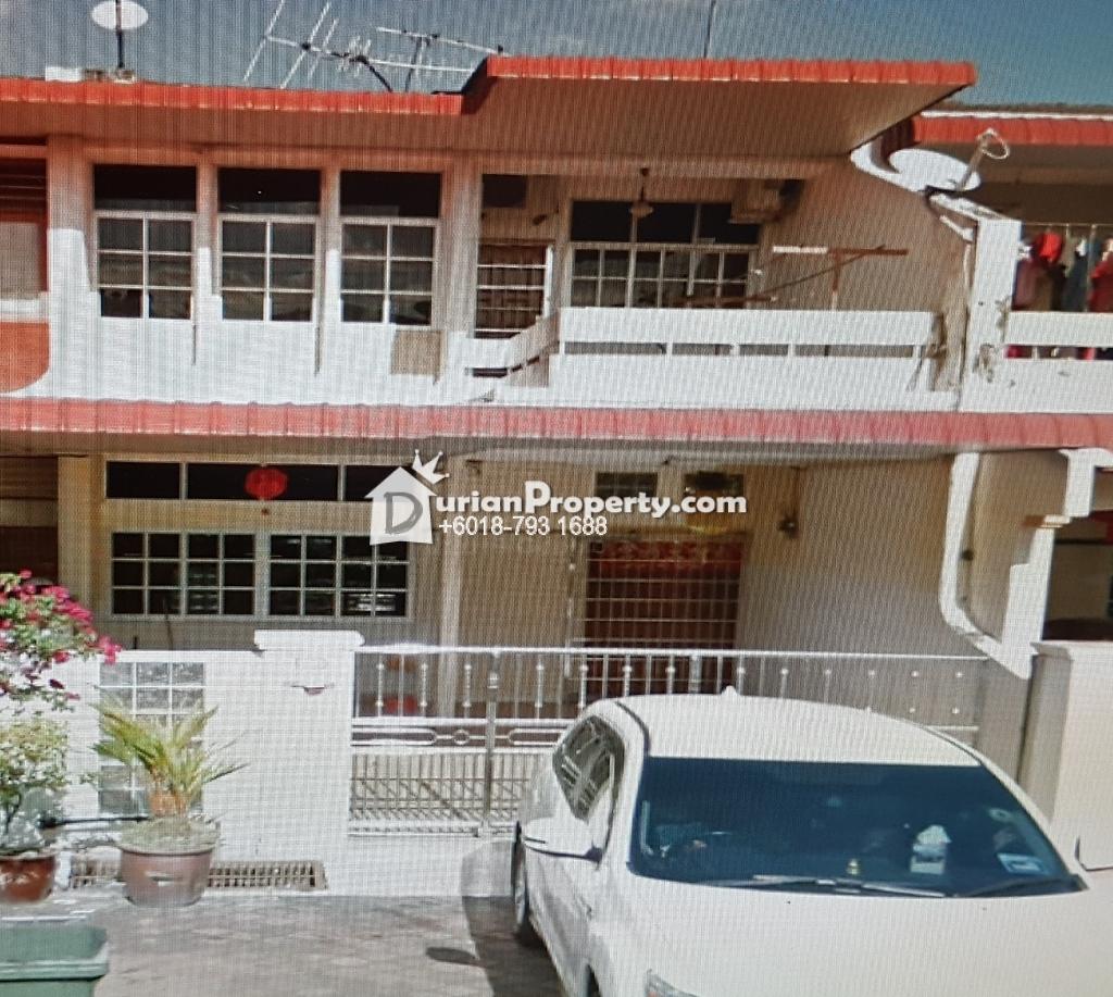 Terrace House For Rent at Taman Berjaya, Alor Setar