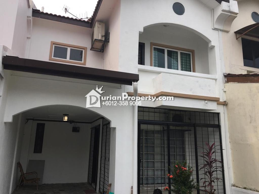 Terrace House For Rent at USJ 4, USJ