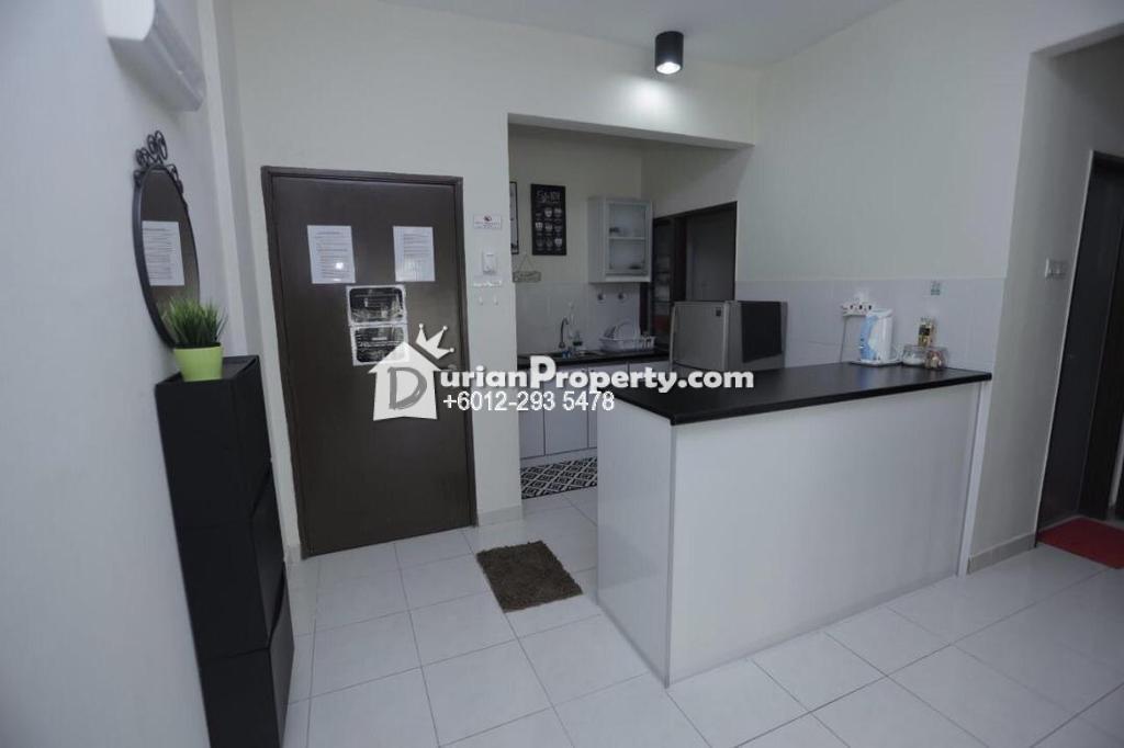 Apartment For Sale at Residensi Warnasari 2, Bandar Puncak Alam
