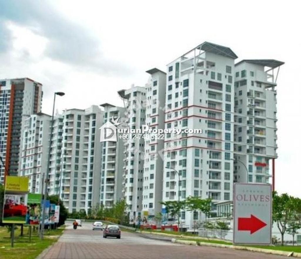 Serviced Residence For Sale at Subang Olives, Subang Jaya