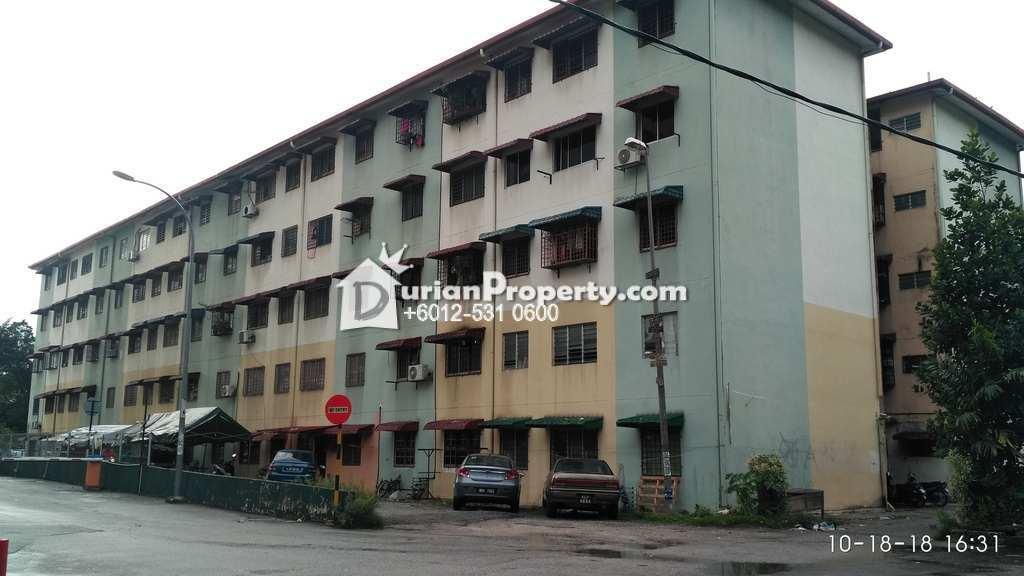 Apartment For Auction at Putri Laksamana, Taman Batu Caves