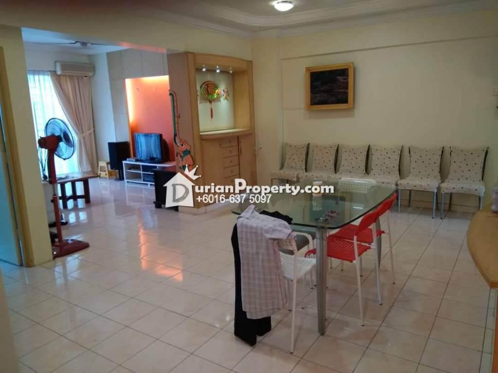 Condo For Rent at Vista Komanwel, Bukit Jalil