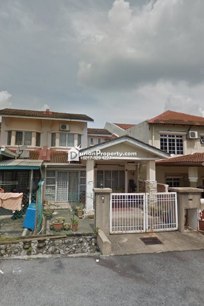 Terrace House For Sale at Suakasih, Bandar Tun Hussein Onn