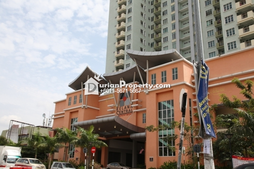 Condo For Rent at Kelana Sentral, Kelana Jaya