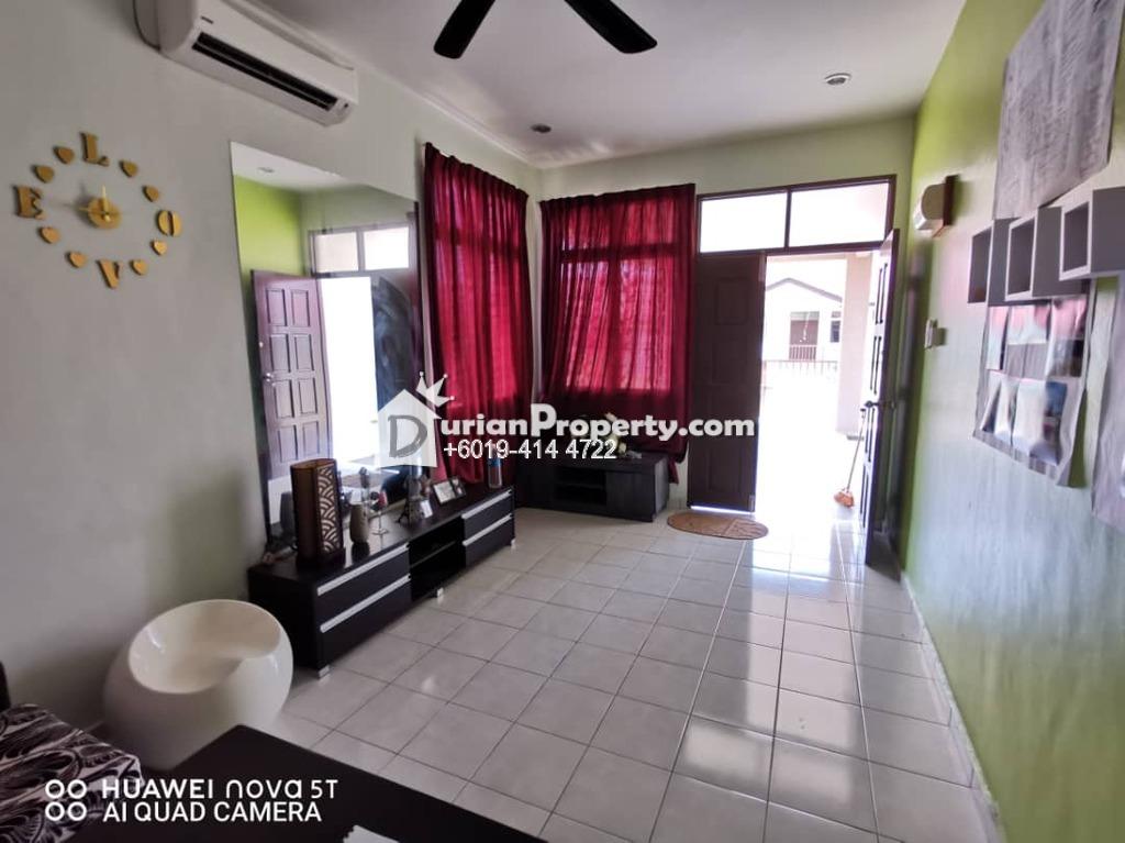 Terrace House For Sale at Taman Cenderawasih, Kunak