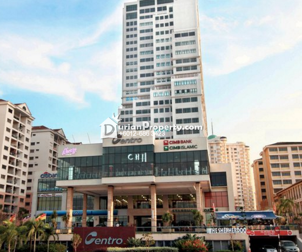 Office For Rent at Centro, Klang