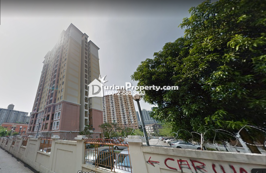 Condo For Sale at Villa Tropika @ Pudu Impian II, Cheras