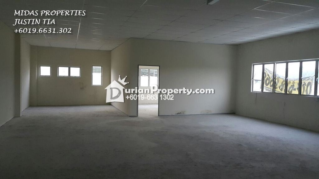 Semi-D Factory For Rent at Meru Industrial Park, Klang