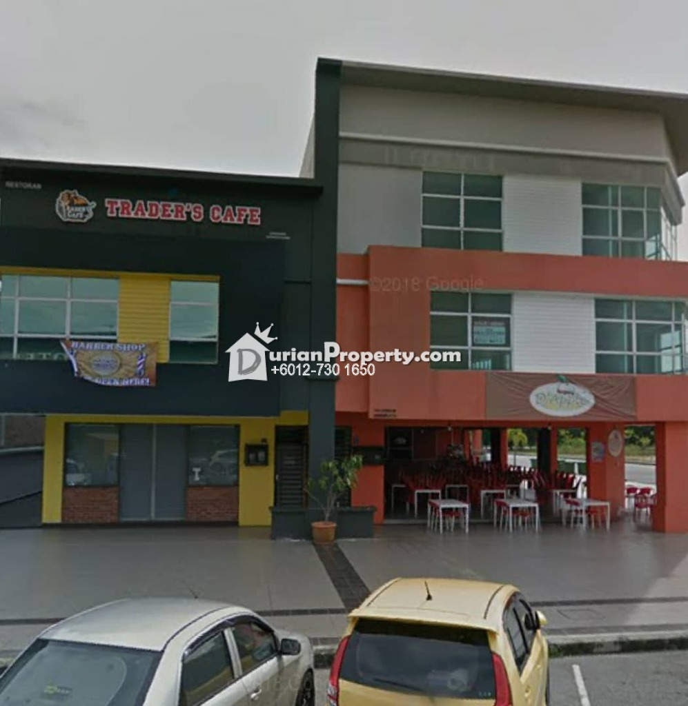Shop Office For Sale at Taman 1 Lagenda, Melaka