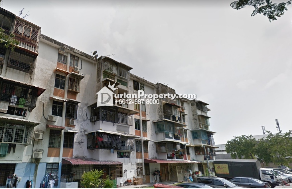 Apartment For Sale at Taman Shamelin Perkasa, Cheras
