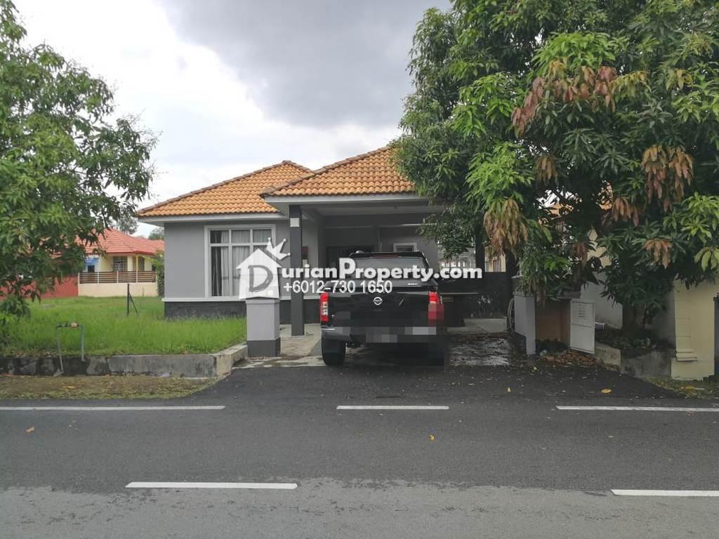 Bungalow House For Sale at Tuanku Jaafar Golf & Country Club, Senawang