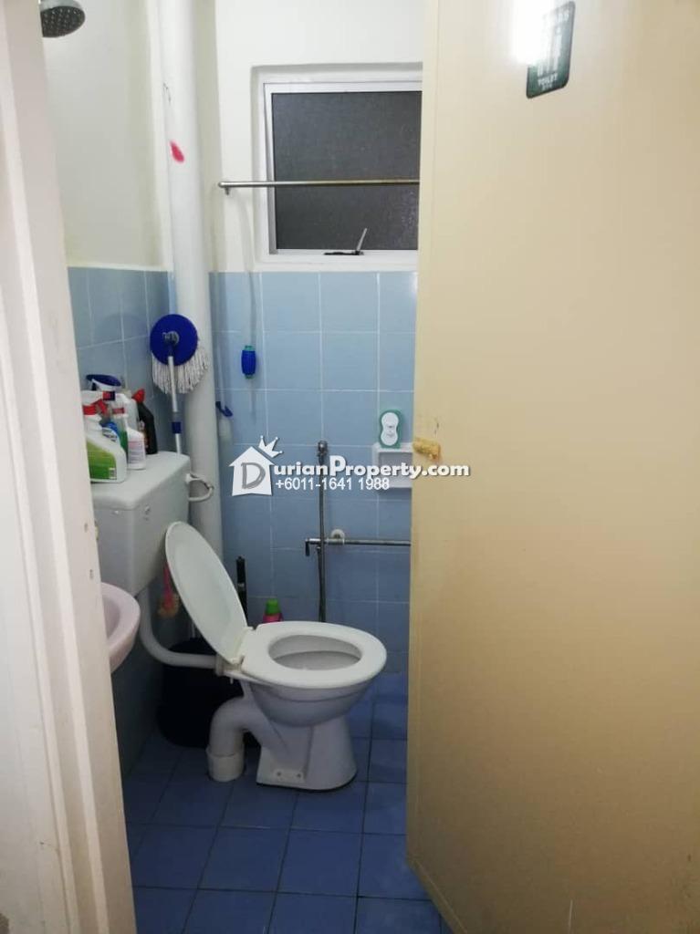 Apartment For Rent at Sri Melor Apartment, Ukay