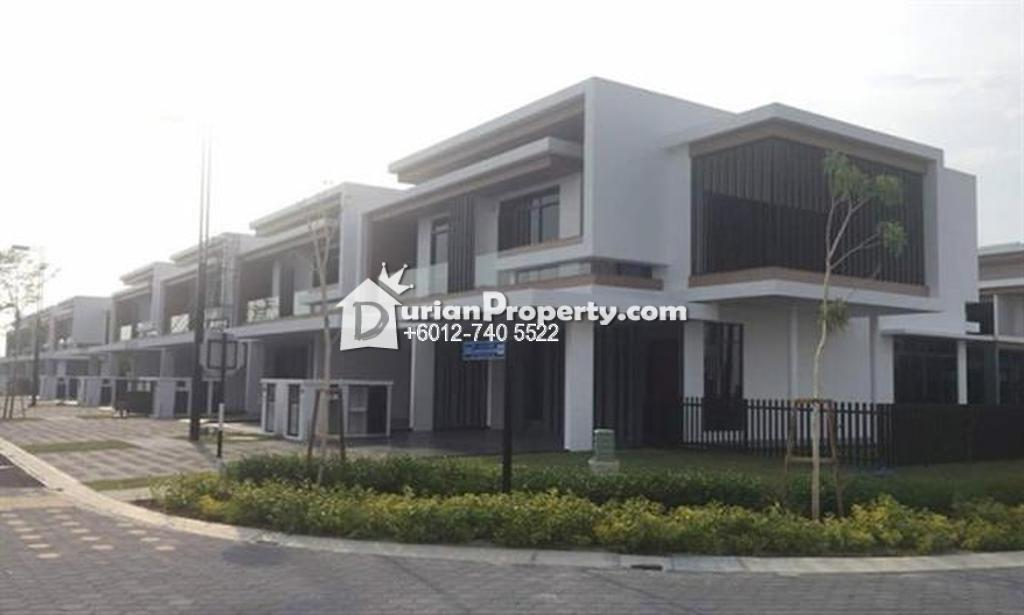 Terrace House For Sale at Eco Sanctuary, Telok Panglima Garang