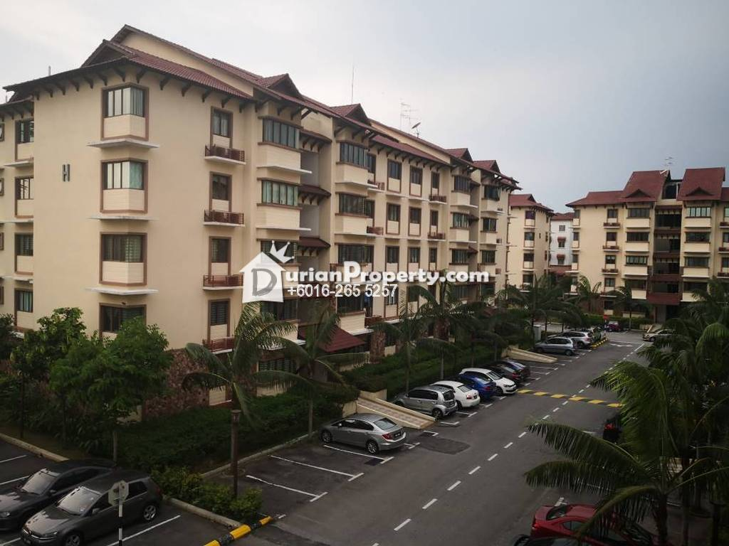 Condo For Rent at Desa Idaman Residences, Puchong