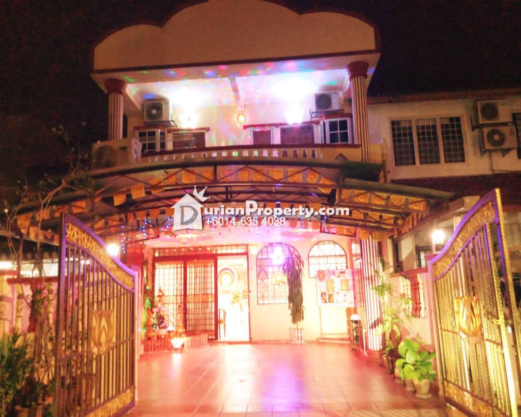 Terrace House For Sale at Taman Alam Megah, Shah Alam