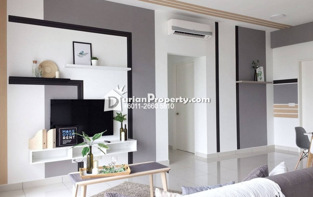 Condo For Rent at The Clio Residences, Putrajaya