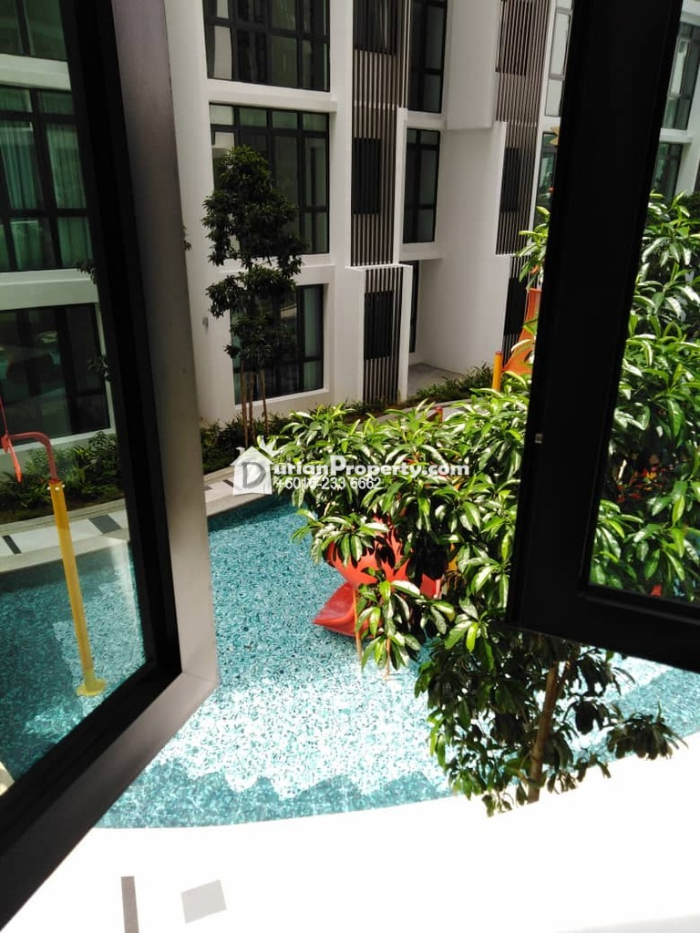 Condo For Rent at H2O Residences, Ara Damansara