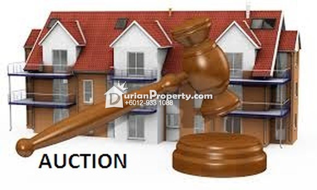 Condo For Auction at Royalle Condominium, Segambut