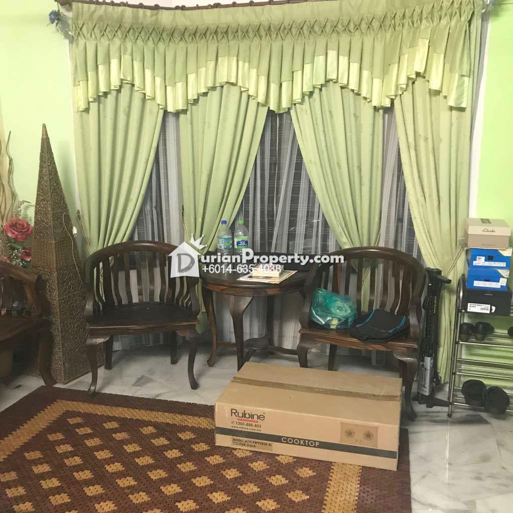 Terrace House For Sale at Cheras Perdana, Cheras South