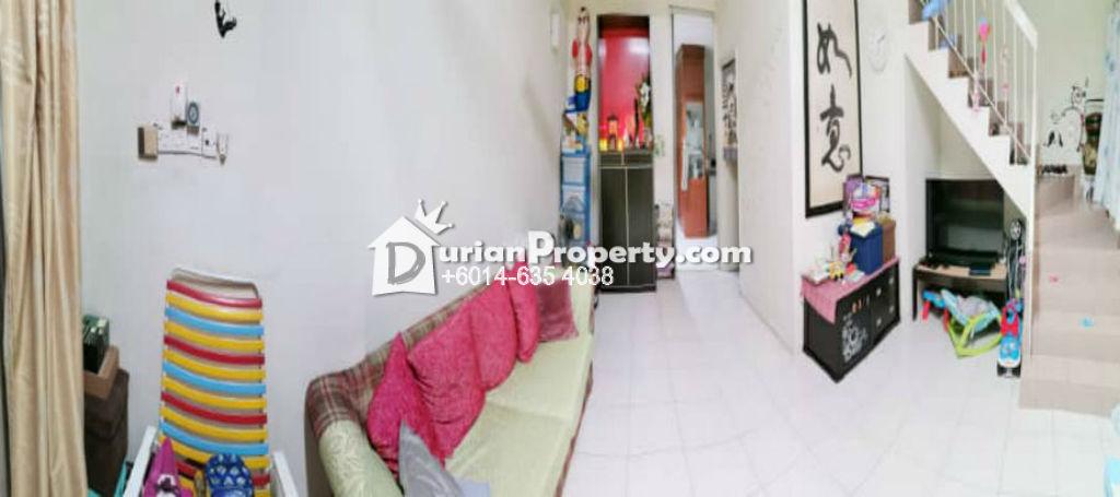Terrace House For Sale at PU6, Bandar Puchong Utama