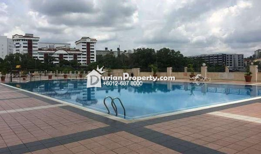 Apartment For Sale at Connaught Avenue, Cheras