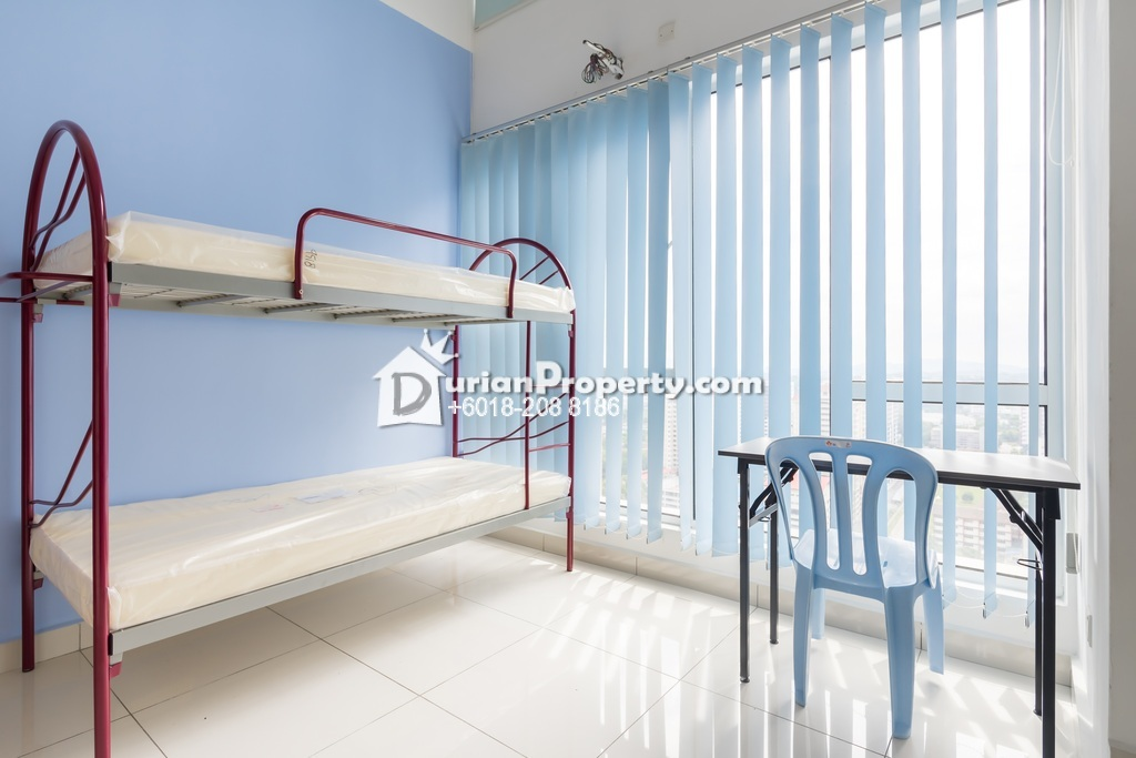 Condo Room for Rent at De Centrum, Kajang