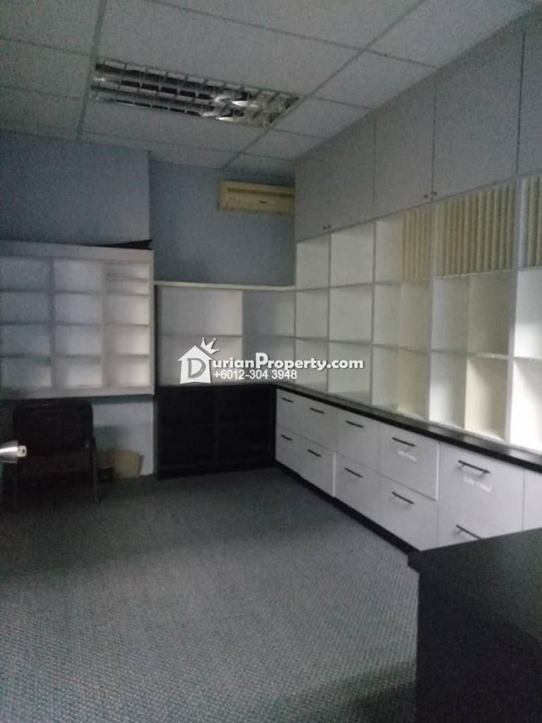 Office For Rent at Metropolitan Square, Damansara Perdana