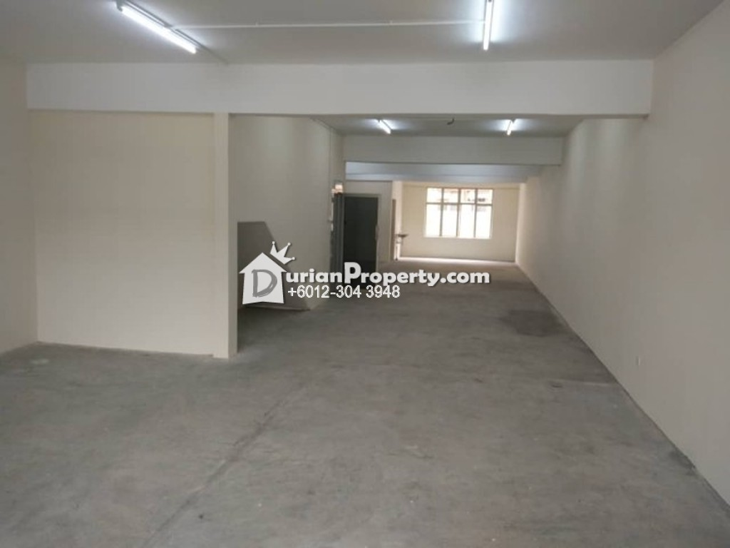Shop Office For Rent at Danau Kota Suites, Setapak