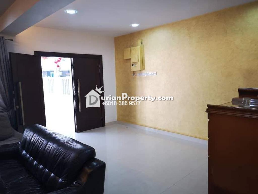 Terrace House For Sale at Batu Belah, Klang
