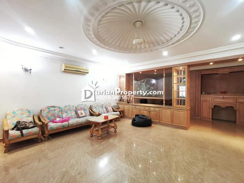 Terrace House For Sale at Taman Bayu Perdana, Klang