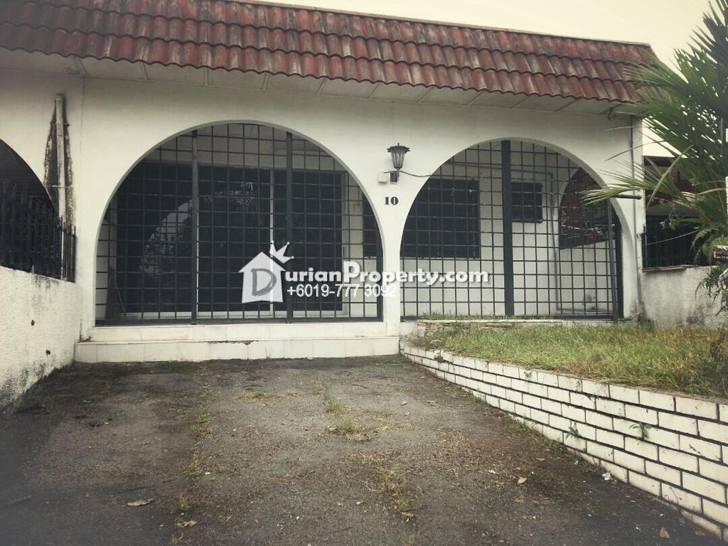 Terrace House For Sale at SS3, Kelana Jaya