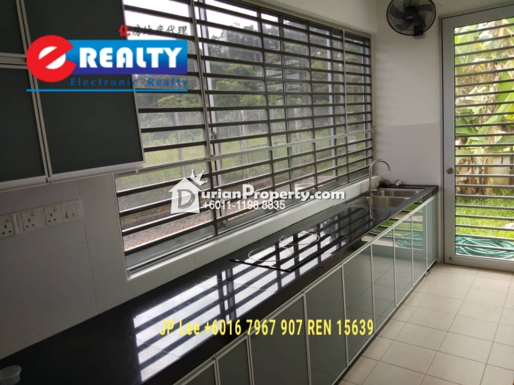Terrace House For Sale at The Greens @ Horizon Hills, Nusajaya