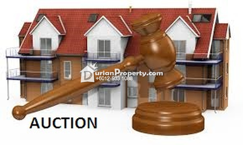 Condo For Auction at Teratai Mewah Condominium, Taman Setapak