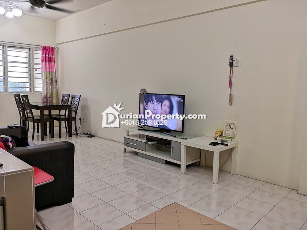 Apartment For Sale at Spring Ville Apartment, Ukay Perdana