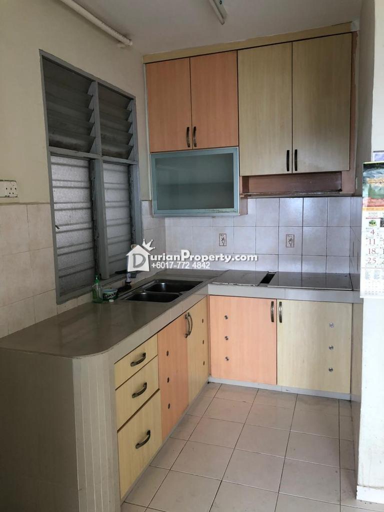 Apartment For Rent at Villa Krystal, Skudai