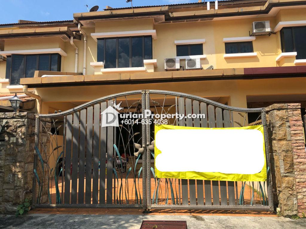 Terrace House For Sale at Taman Bukit Kajang Baru, Kajang