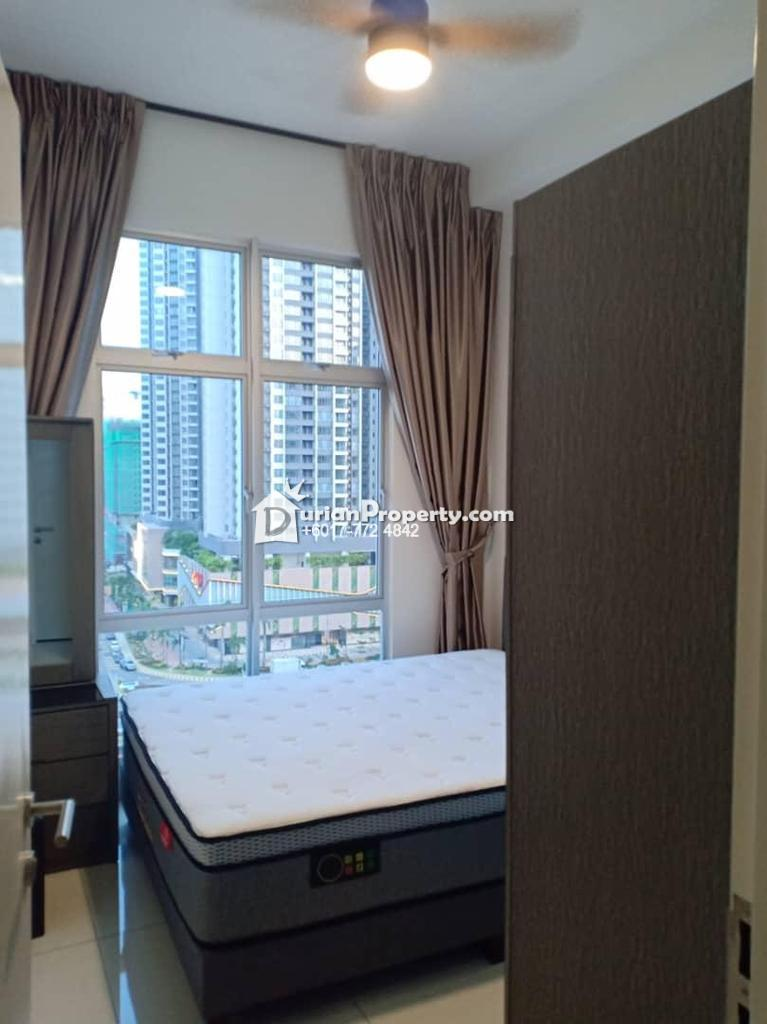 Apartment For Rent at Sky Habitat, Johor Bahru
