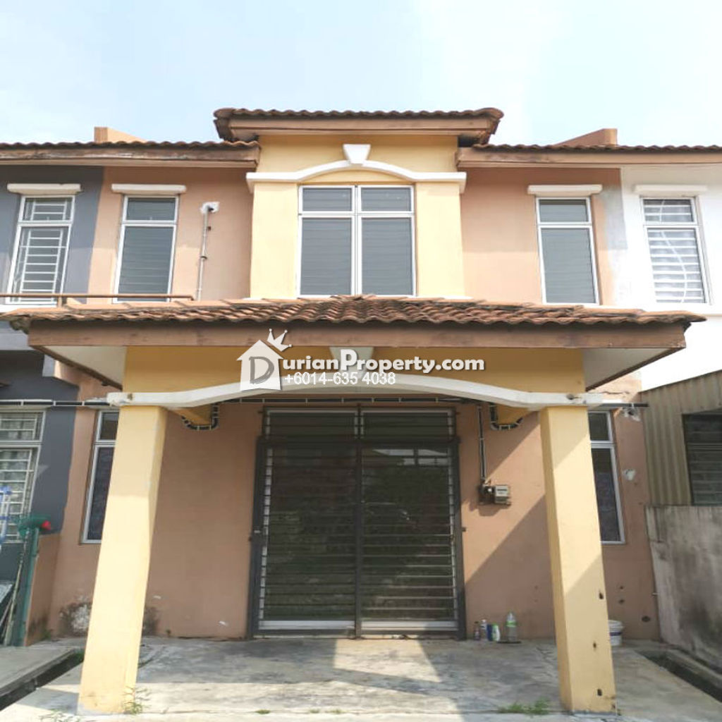 Terrace House For Sale at La Cottage, Taman Putra Perdana
